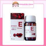 Vitamin E  của Nga - Vitamin E đỏ chống lão hóa
