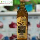 Mật ong bông trắng Đak Lak (chai 500ml)
