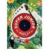 Super Junior - Album Vol.8 Reapackage REPLAY ( Special Edition )