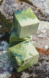 XÀ BÔNG TRÀ XANH - MATCHA SOAP