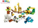 LEGO Qman  Enjoy Bricks Wonder Zoo 51 chi tiết