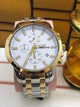Đồng hồ nam dây kim loại Neos M50562(mặt trắng)