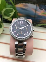Đồng hồ nử dây kim loại Casio Sheen shn-5014d-1adr