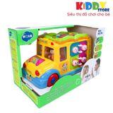 Xe Buýt Thông Minh Huile Toys Đồ chơi trẻ em | Kiddystore