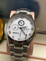 Đồng hồ nam dây kim loại Neos M30724