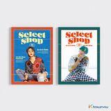 Ha Sung Woon - Repackage Album Select Shop (Bitter Ver. + Sweet Ver.)