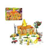 Lego Cây Chiến Đấu Zombie - 1036 Mảnh - SY1227