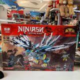 Lego - Ninja: Lightning Hawk - 504 Mảnh - 76021