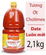 TƯƠNG ỚT CHOLIMEX 2,1KG