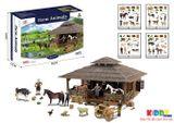 Mô Hình Trang Trại Động Vật Farm Animals Model Series  Q9899