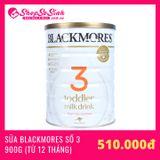 Sữa BlackmoresToddler số 3 900gr (Từ 12 Tháng)