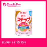 Sữa Meiji Nội Địa Nhật 1-3 Tuổi 800g