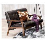 Sofa tay gỗ BNS Cổ Điển BNS/8039 2P (Ghế đôi)