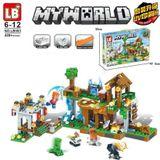 Lego Minecraft My World LB593 - 426 Mảnh