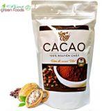 Bột cacao nguyên chất Đak Lak thương hiệu Nam trường sơn (túi 500g)