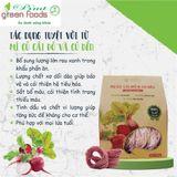 Mì Củ Cải đỏ và Củ dền Organic - Anpaso (120g)