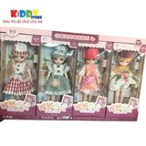 Đồ Chơi Hộp Búp Bê Fashion Diari | Kiddystore 598-71TA