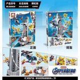 Lego - Superhero: Iron Man Machine - 629 mảnh - JX60030
