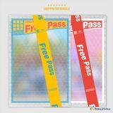 DRIPPIN - 1st Single Album Free Pass (A Ver. / B Ver.)