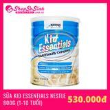 Sữa Kid Essentials Nestle Úc 800g (1-10 tuổi)
