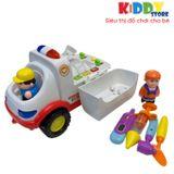 Xe Cứu Thương Huile Toys Đồ chơi trẻ em | Kiddystore HL.836