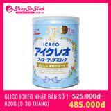 Sữa Glico Icreo Nội Địa Nhật Bản số 1 (9-36 tháng)