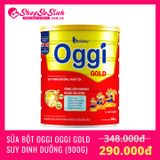 Sữa bột OGGI Oggi Gold suy dinh dưỡng 900g (1-10 tuổi)