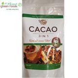Cacao 3 in 1 Đak Lak thương hiệu Nam Trường Sơn (túi 500g)