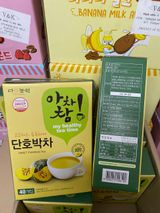 Trà bí ngô ( 40 gói/ hộp)