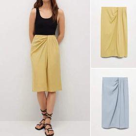 Váy xanh /vàng