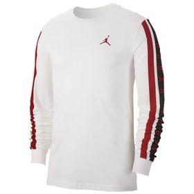 Áo phông Nike Cotton AIR Crew T-Shirts [BQ5571 100]