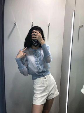 Áo xanh
