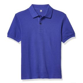 Polo T-Shirt Purple Fabric Lascote 03